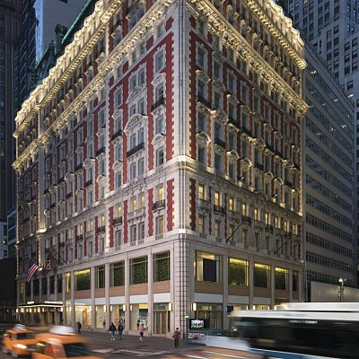 The Knickerbocker New York